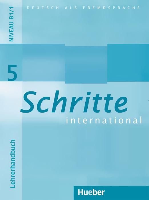 Schritte International: Level 5: Lehrerhandbuch
