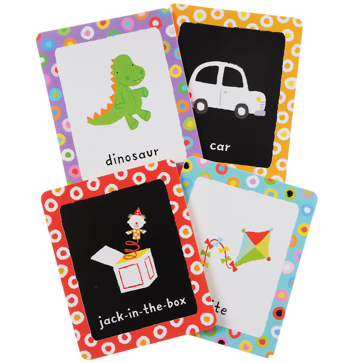 Toys: Baby's Very First Flashcards (набор из 10 карточек)
