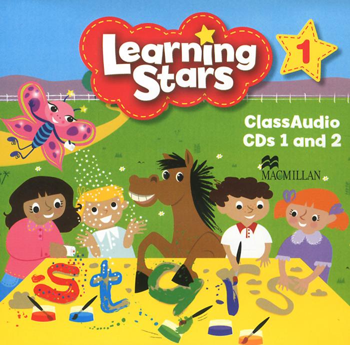 Learning Stars: Level 1: Class Audio CDs (аудиокурс на 2 CD)
