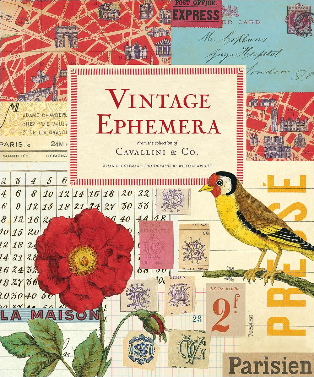 Vintage Ephemera