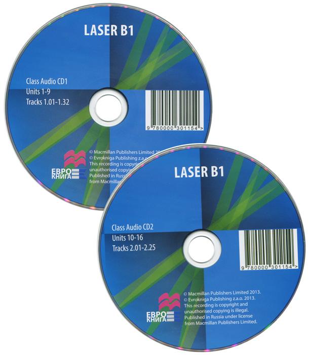 Laser B1 (аудиокурс на 2 CD)