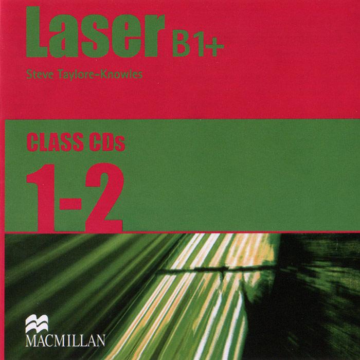 Laser B1+ (аудиокурс на 2 CD)