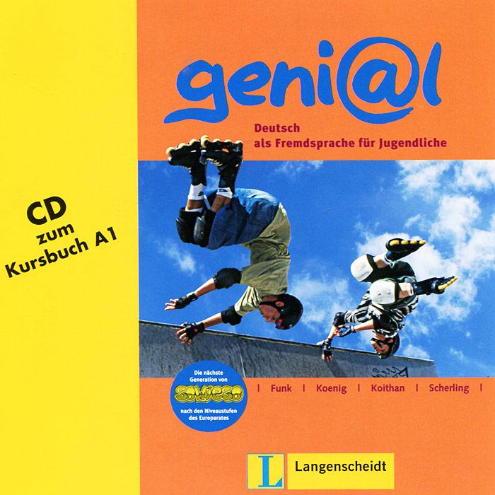 Genial: Zum Kursbuch A1 (аудиокурс на CD)