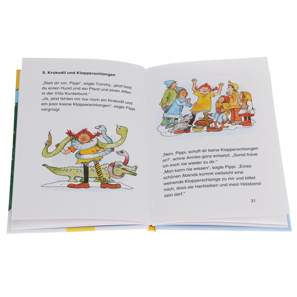 Pippi plundert den Weihnachts-baum