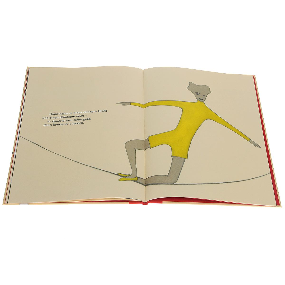 Die Ballade vom Seiltдnzer Felix Fliegenbeil
