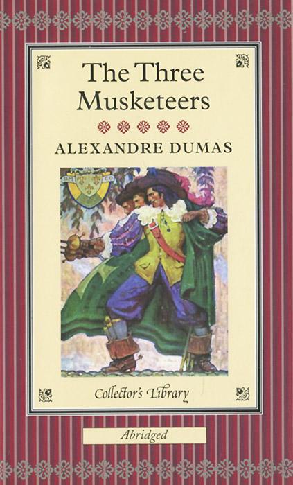 The Three Musketeers (подарочное издание)