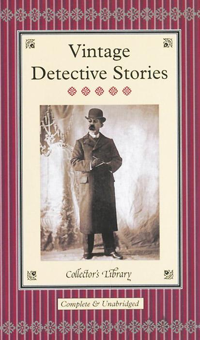 Vintage Detective Stories (подарочное издание)