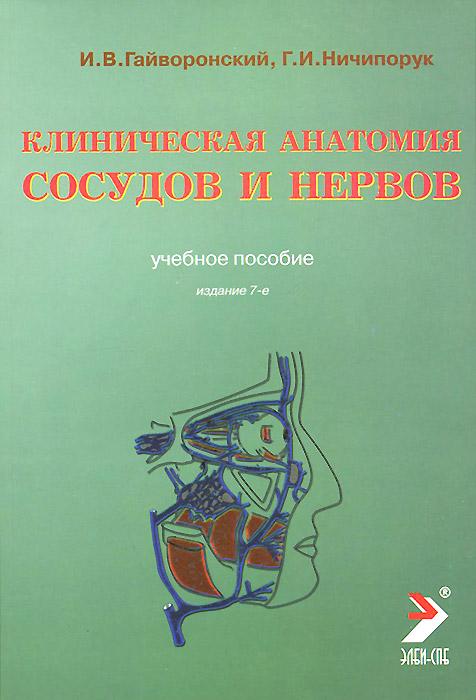 Клиническая анатомия сосудов и нервов. Учебное пособие