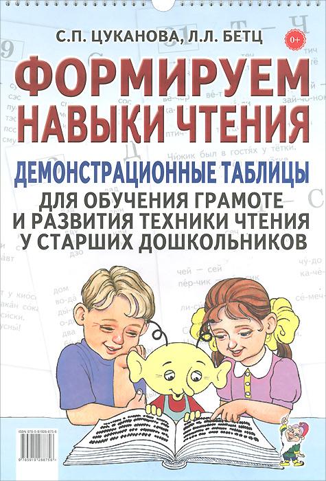 Формируем навыки чтения. Демонстрационные таблицы для обучения грамоте и развития техники чтения у старших дошкольников12296407Таблицы для формирования навыка чтения у старших дошкольников входят в комплект пособий Учим ребенка говорить и читать. Они помогут детям с фонетико-фонематическим недоразвитием речи и нерезко выраженным общим недоразвитием речи отработать навык слитного чтения, слогов, слов и предложений различной структуры. По мере прохождения букв дети читают обратные, прямые слоги и слоги со стечением согласных с ними, учатся проводить анализ и синтез слов и предложений. Предлагаемый материал для чтения подобран в соответствии с принципами доступности и постепенного усложнения. Пособие адресовано логопедам, воспитателям дошкольных учреждений, педагогам дополнительного образования, студентам и родителям.