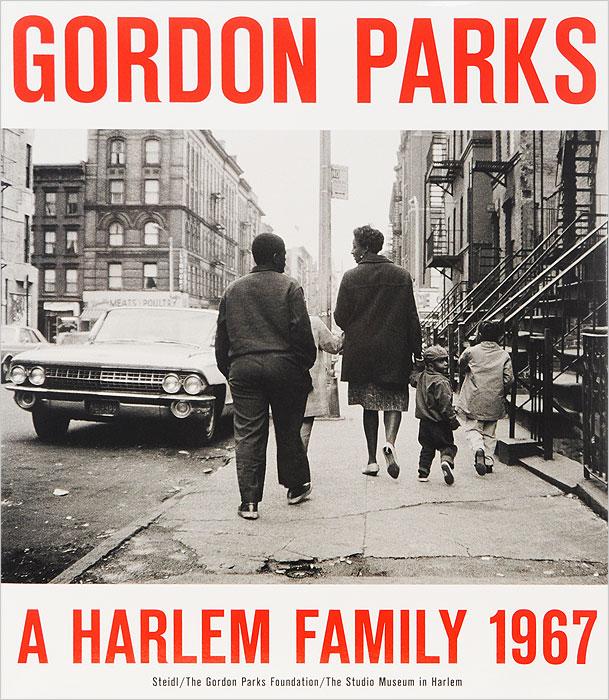 Gordon Parks: A Harlem Family 1967