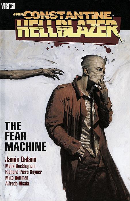 Hellblazer Fear Machine