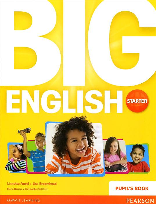 Big English Starter: Pupil's Book
