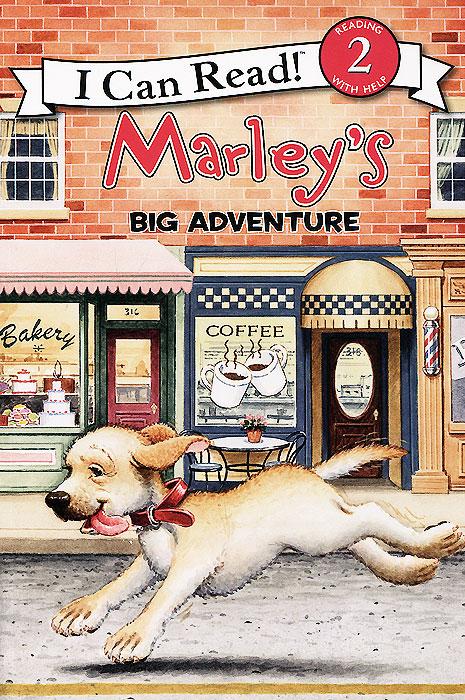 Marley's Big Adventure: Reading 2