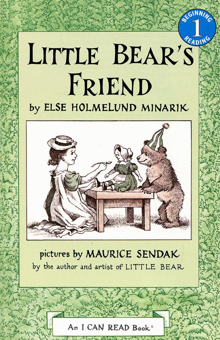 Little Bear's Friend: Beginning reading 1 (+ CD)