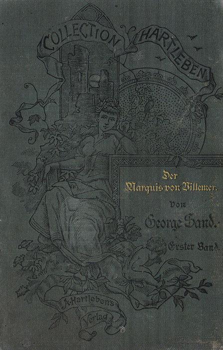 Маркиз де Вильмер. 1 том