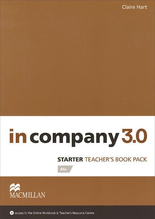 In Company 3.0: Starter A1+: Teacher's Book Pack