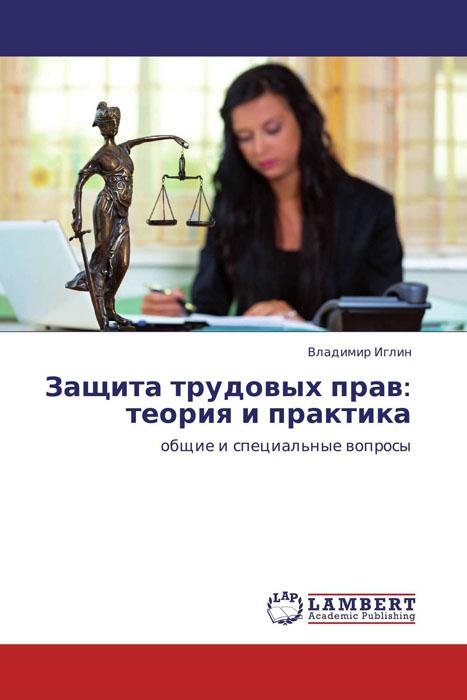 Владимир Иглин Защита трудовых прав: теория и практика