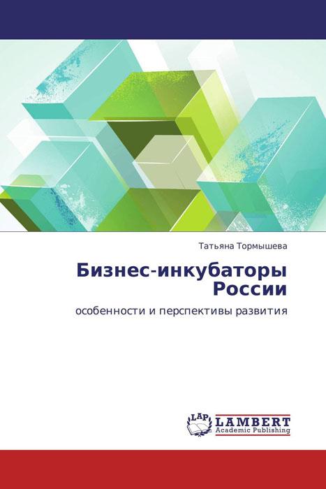 Татьяна Тормышева Бизнес-инкубаторы России