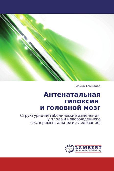 Антенатальная гипоксия и головной мозг