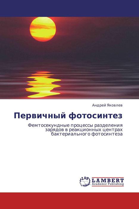Андрей Яковлев Первичный фотосинтез