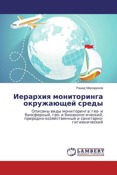Рашид Мирзадинов Иерархия мониторинга окружающей среды