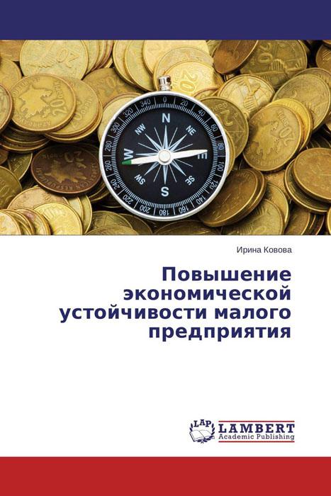 Повышение экономической устойчивости малого предприятия