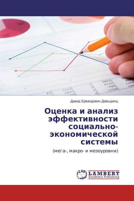 Оценка и анализ эффективности социально-экономической системы