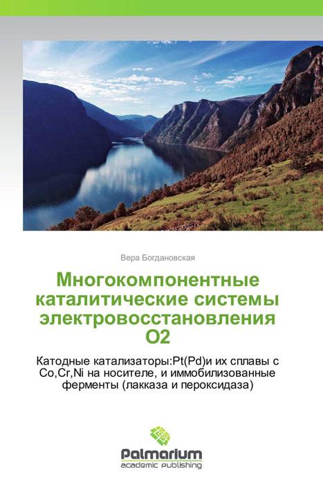 Многокомпонентные каталитические системы электровосстановления О2