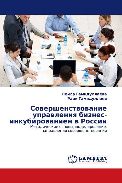 Совершенствование управления бизнес-инкубированием в России