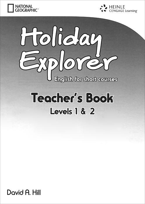 Holiday Explorer 1-2: Teacher's Book