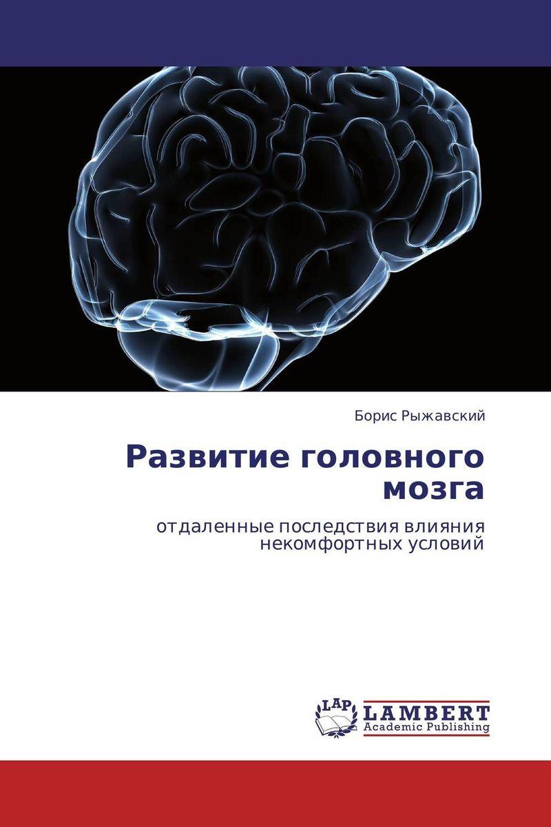 Развитие головного мозга