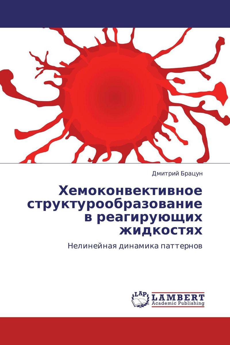 Хемоконвективное структурообразование в реагирующих жидкостях