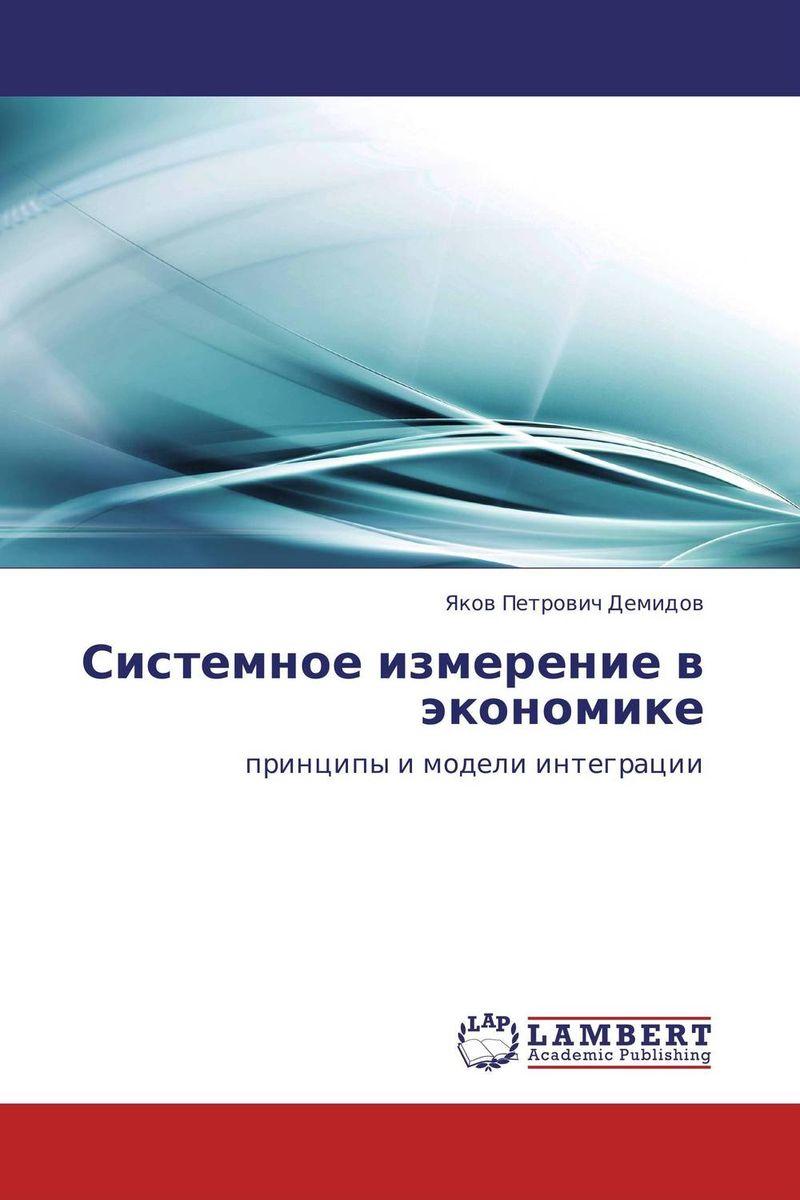 Системное измерение в экономике12296407В книге излагается новая технология системного измерения социально-экономических процессов, интегрирующая рыночные и внерыночные индикаторы состояний на единой концептуальной, теоретической и алгоритмической основе. Предложена унифицированная модель измерительно-оценочной системы для формирования сквозной, сопоставимой меры результативности с использованием статистических данных по множеству разнородных и разнонаправленных показателей. Излагается опыт экспериментального внедрения. Книга является научным изданием и полезна для магистров, аспирантов, докторантов и специалистов, занимающихся проблемами управления, измерения и оценки социально-экономических процессов и явлений.