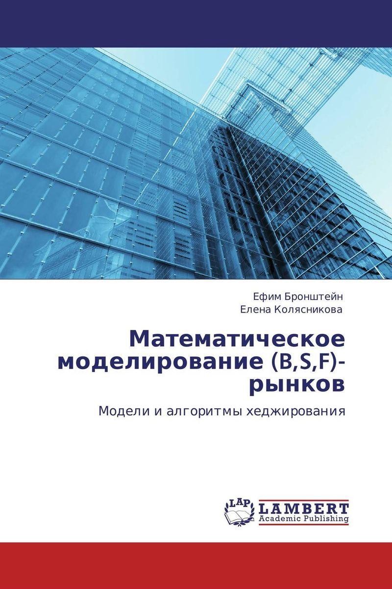 Ефим Бронштейн und Елена Колясникова Математическое моделирование (B,S,F)-рынков сколько стоит акции газпрома и где