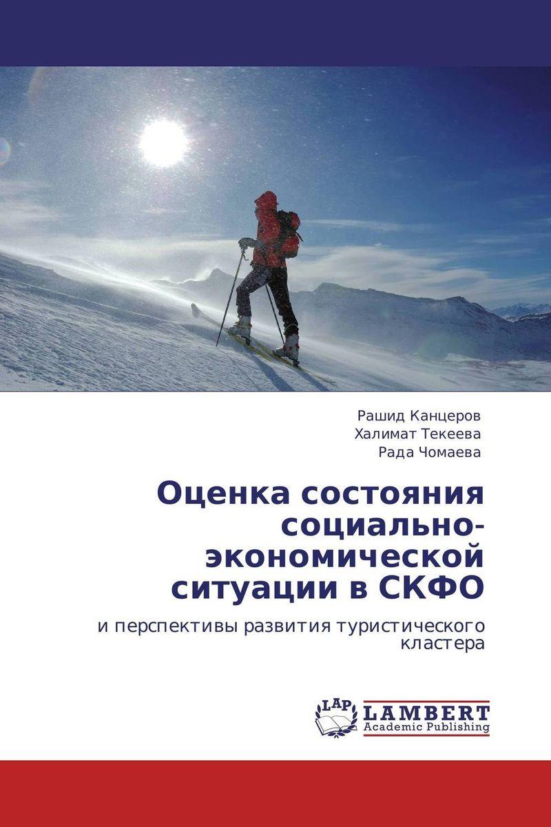 Оценка состояния социально-экономической ситуации в СКФО