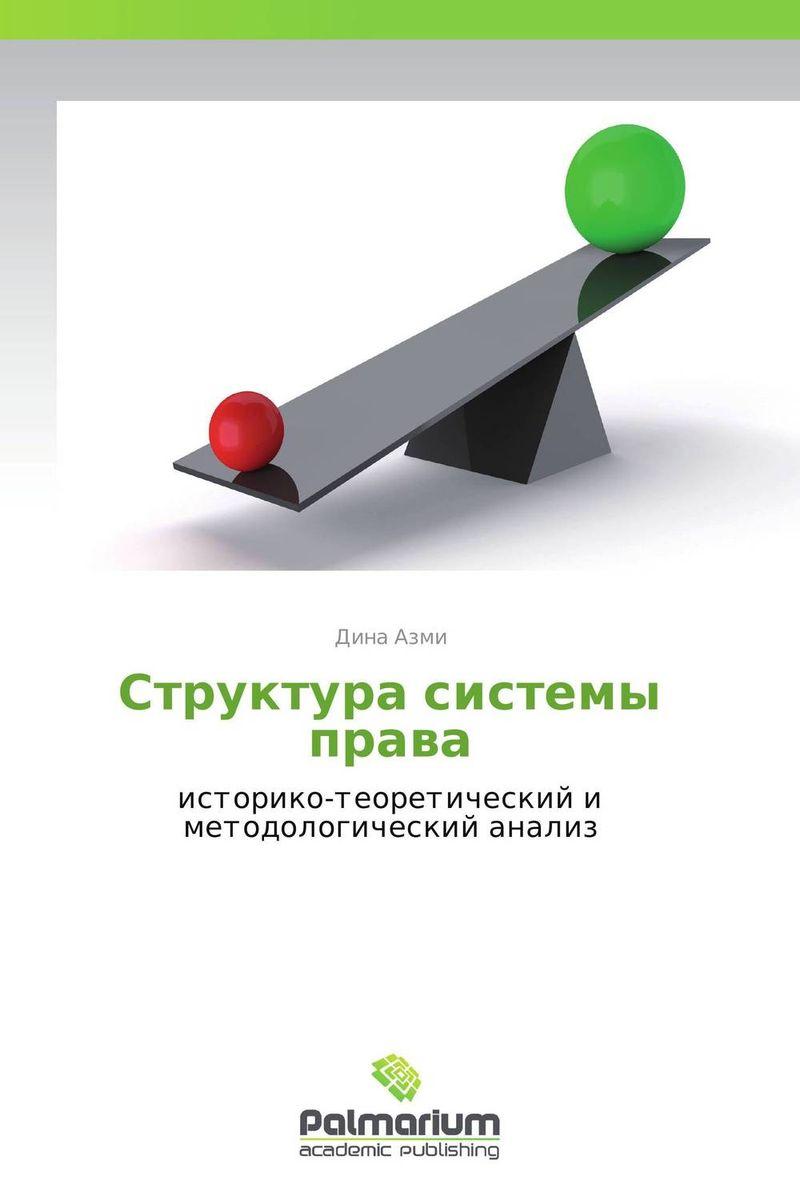 Дина Азми Структура системы права
