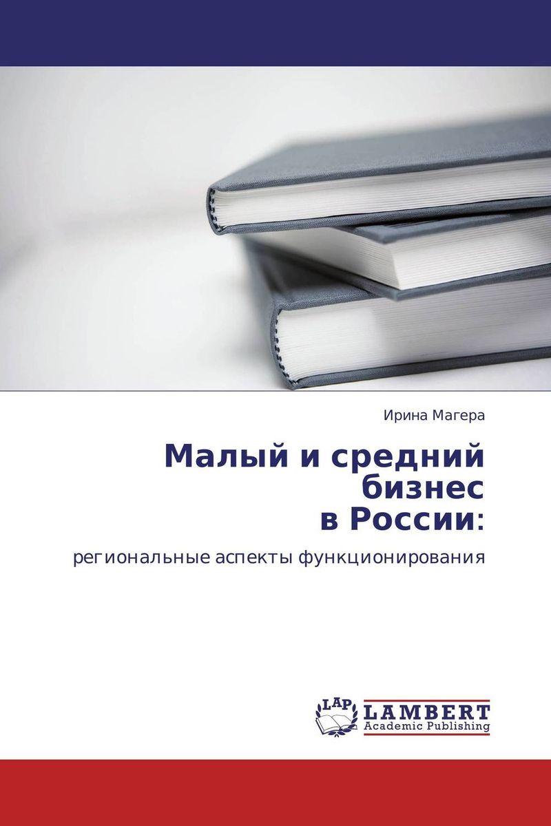 Малый и средний бизнес в России: