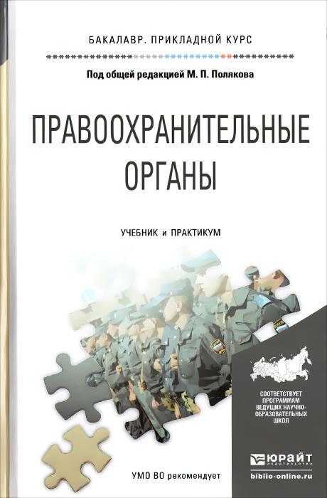 Правоохранительные органы. Учебник и практикум
