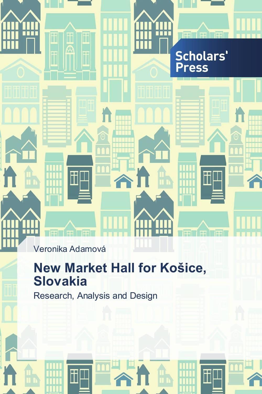 New Market Hall for Kosice, Slovakia