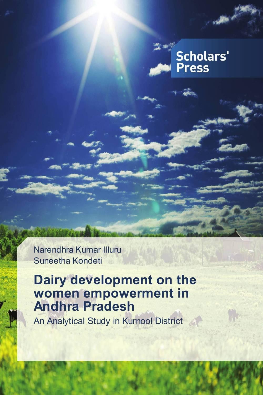 Dairy development on the women empowerment in Andhra Pradesh