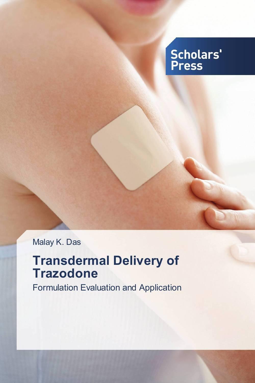 Transdermal Delivery of Trazodone