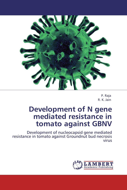 P. Raja and R. K. Jain Development of N gene mediated resistance in tomato against GBNV raja abhilash punagoti and venkateshwar rao jupally introduction to analytical method development and validation