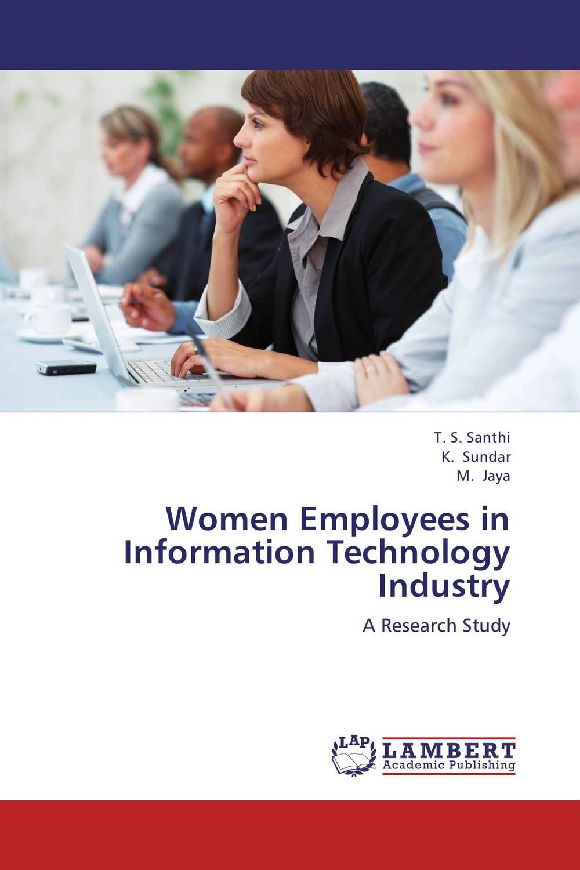 Women Employees in Information Technology Industry