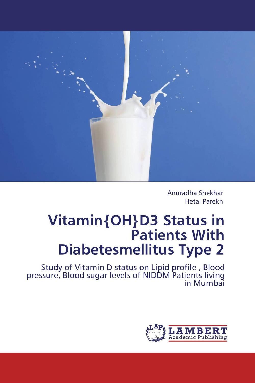Vitamin{OH}D3 Status in Patients With Diabetesmellitus Type 2