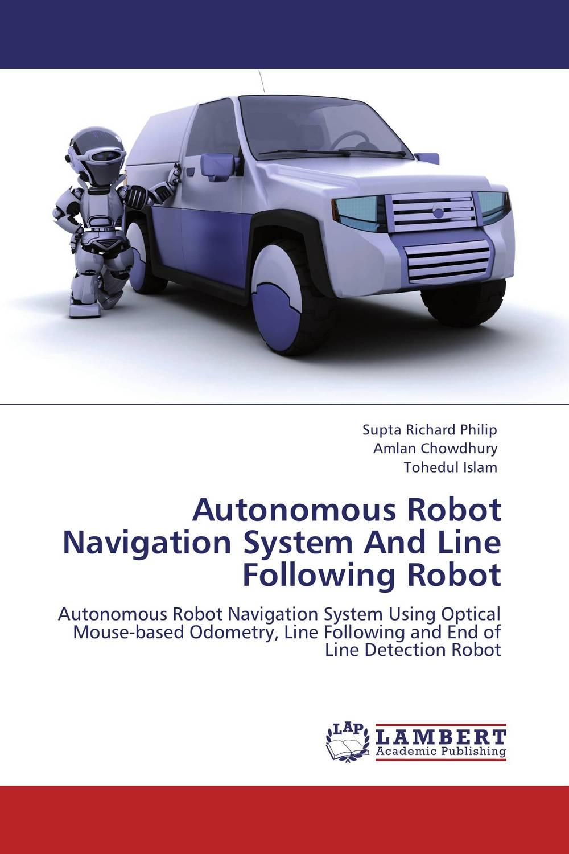 Autonomous Robot Navigation System And Line Following Robot