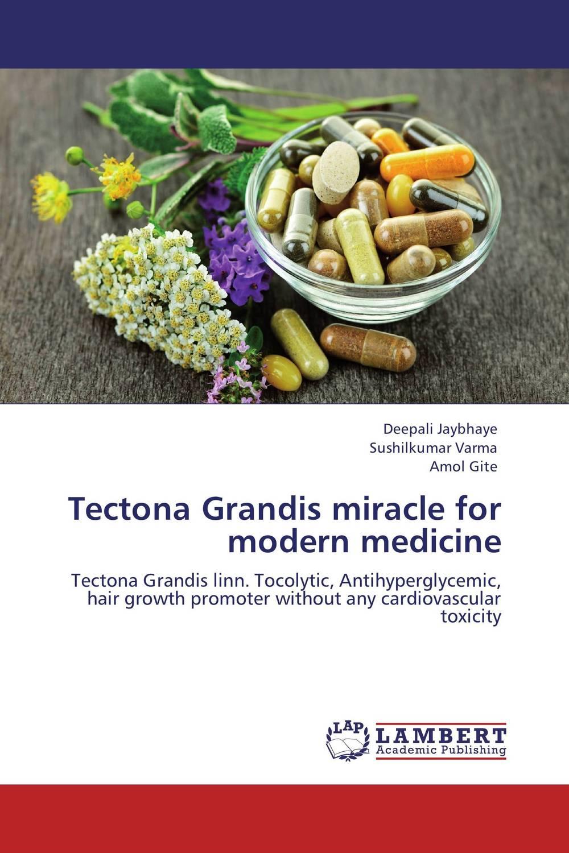 Tectona Grandis miracle for modern medicine