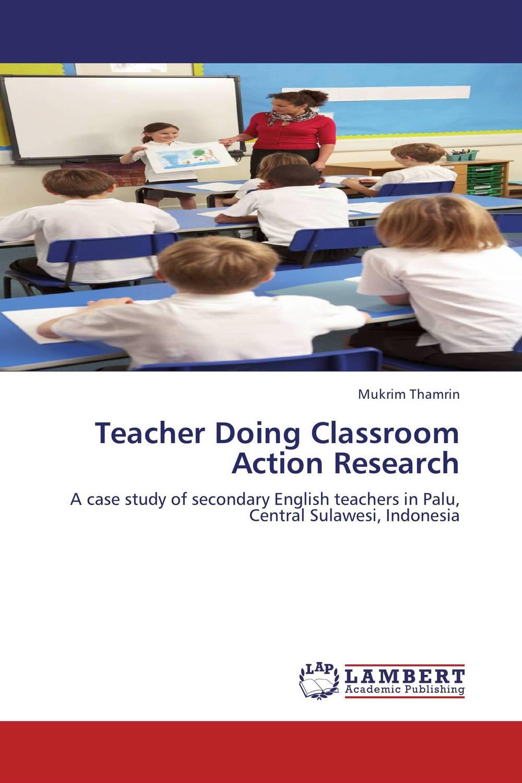 Teacher Doing Classroom Action Research