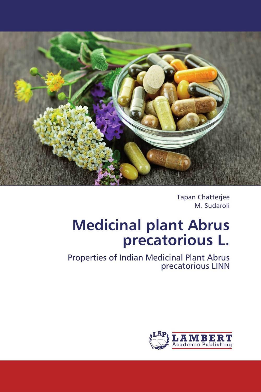 Medicinal plant Abrus precatorious L.