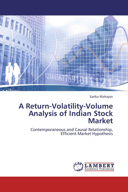 A Return-Volatility-Volume Analysis of Indian Stock Market