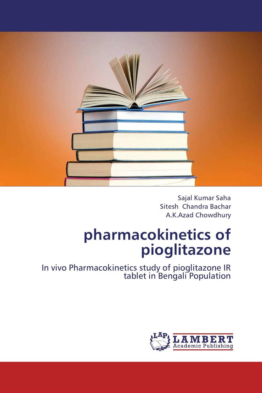 pharmacokinetics of pioglitazone